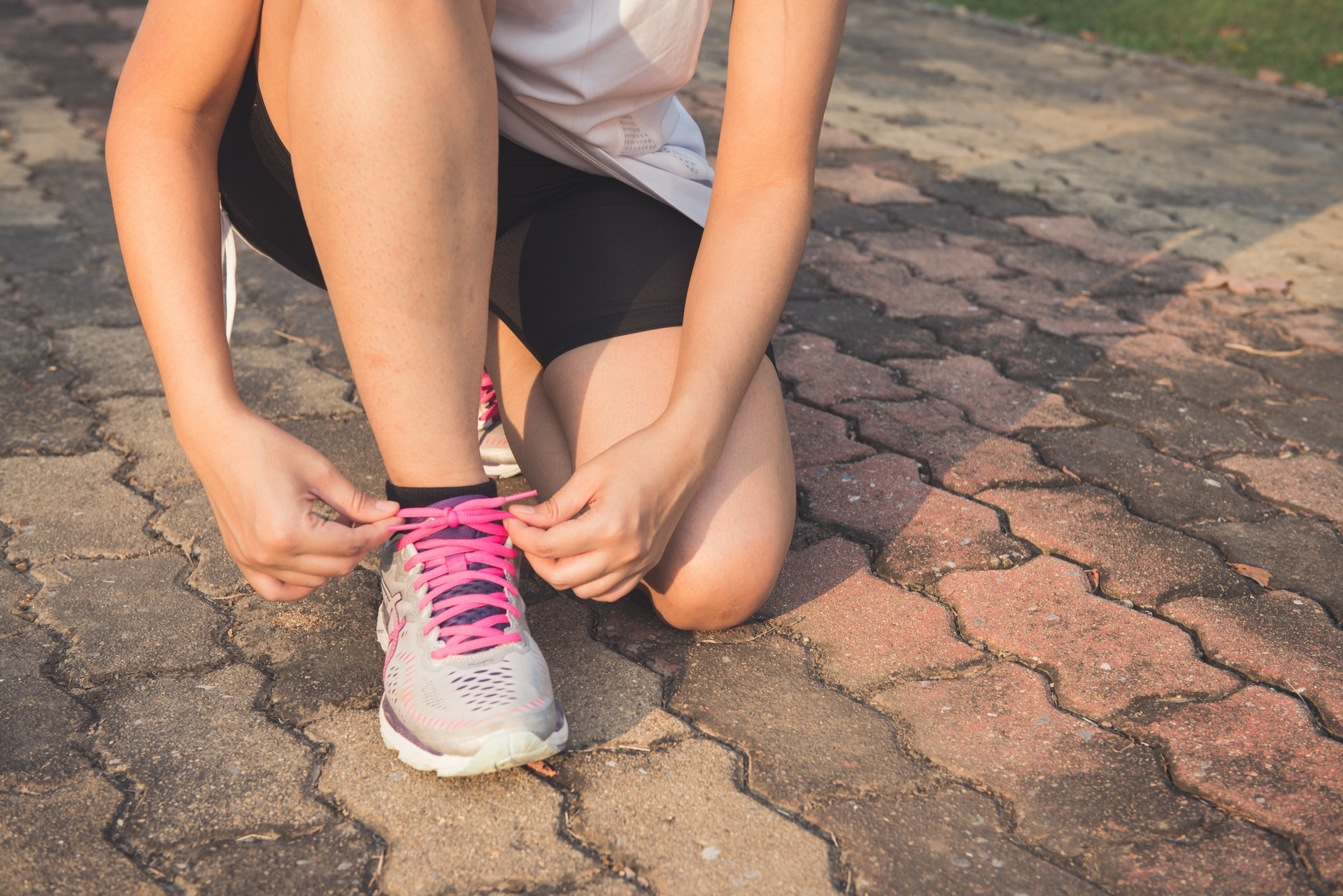 Types of training: Running