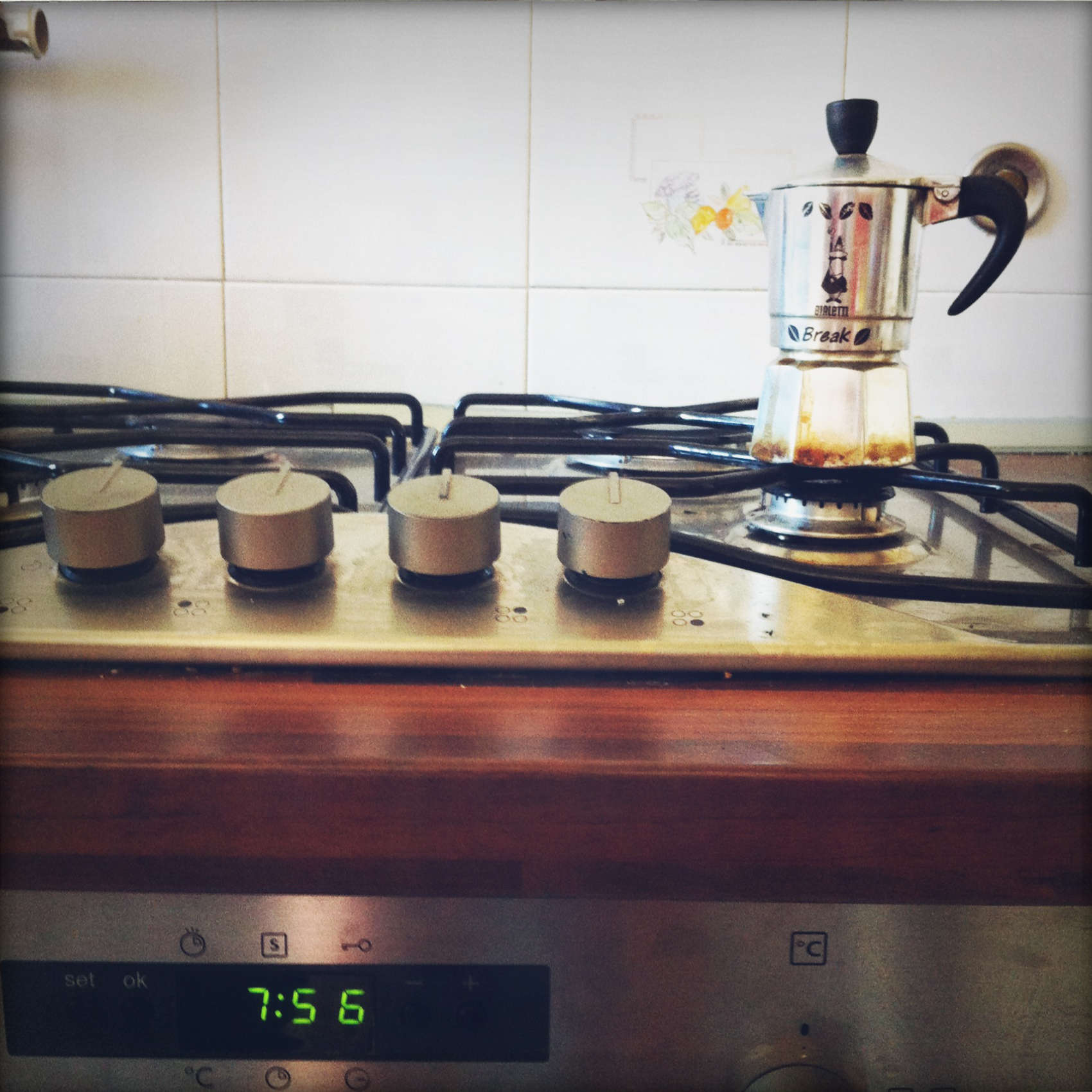 How to prepare the Italian Moka (coffee)